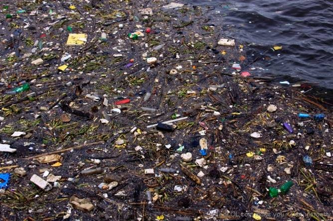 The Great Pacific Garbage Patch Is Largest Concentration Of Plastic Waste On Earth Photo Recycledisland Group Plans To Turn Trash Vortex