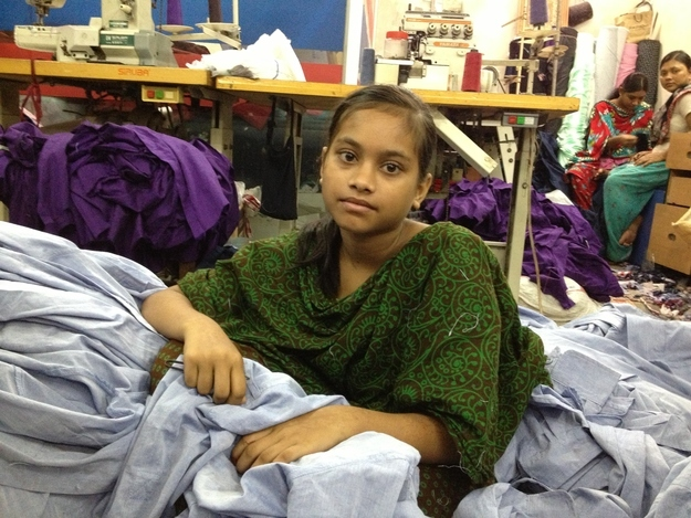 Meet The Reporter Who Worked Undercover In A Bangladesh Clothing Factory