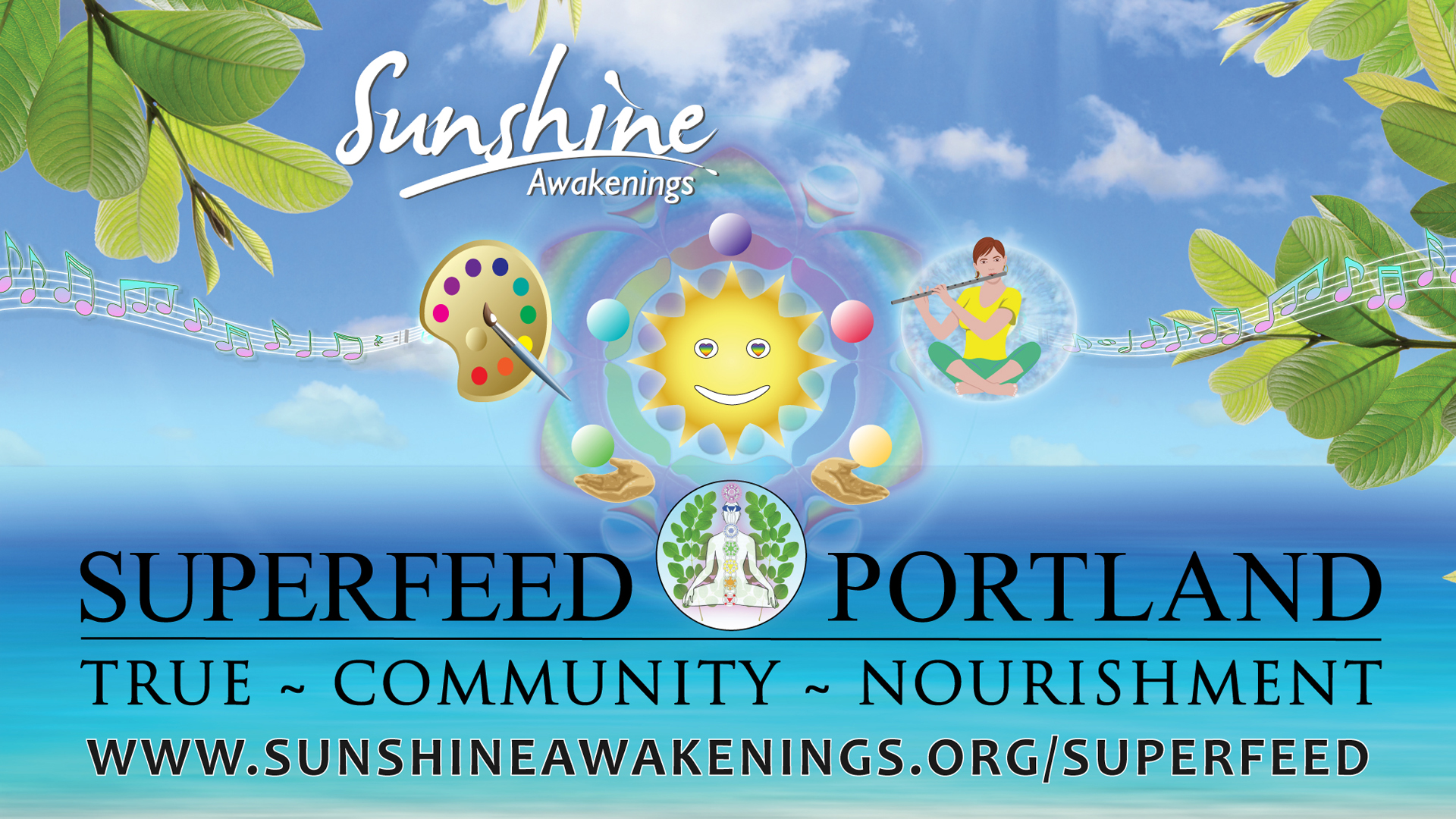 Sunshine Awakenings Turns Up The Juice For The Portland Homeless